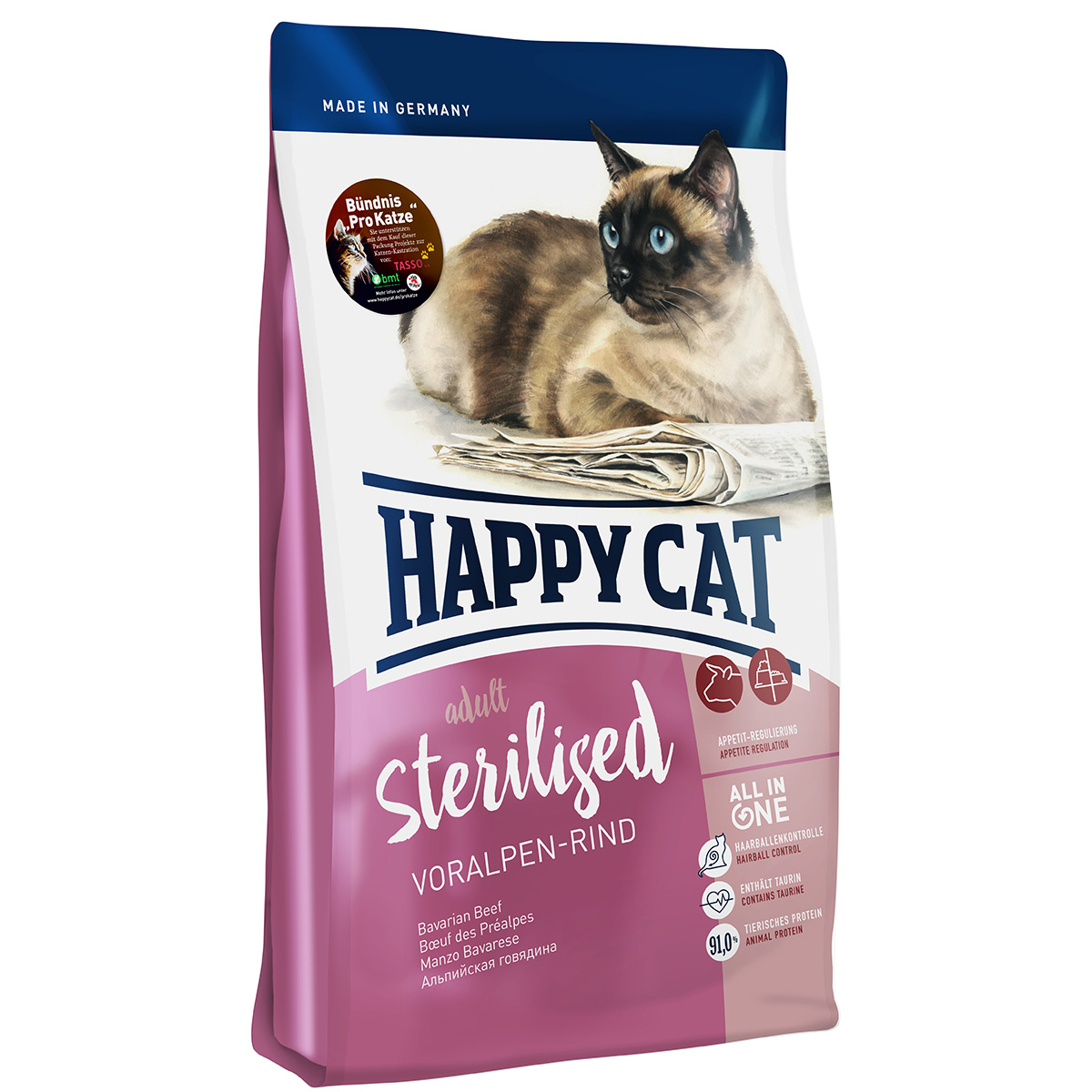 220750 1 happy cat sterilised voralpen