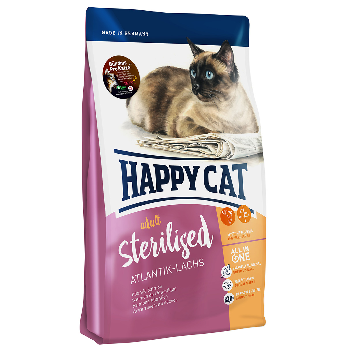 220755 1 happy cat sterilised atlantik