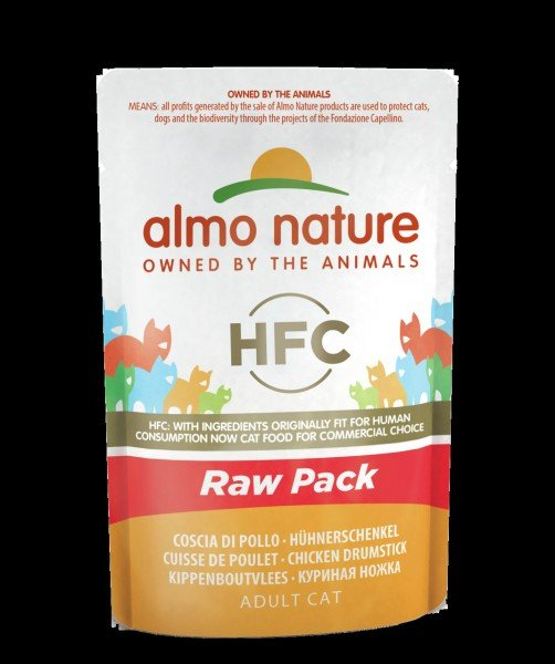 280445 1 almo nature hfc raw pack 55g b
